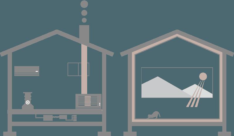 そもそも、高断熱・高気密住宅とはどんなものなのか
