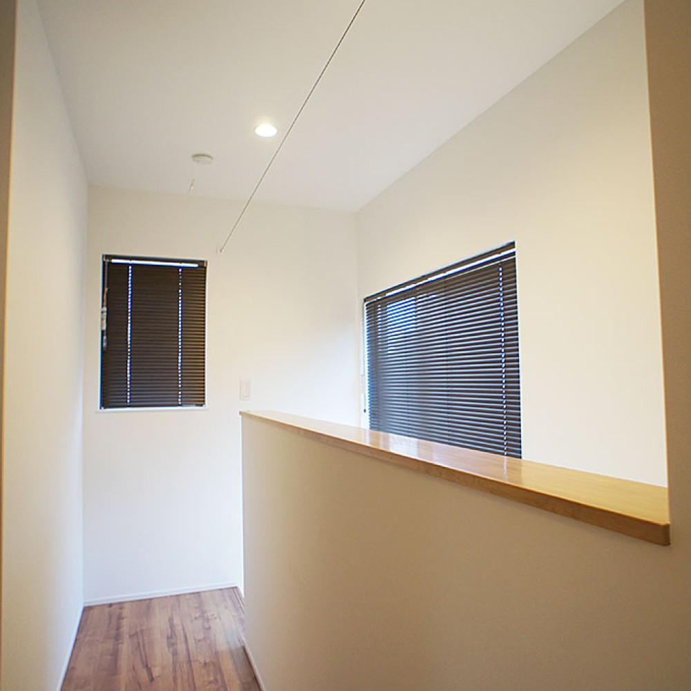 開放感を出し、広さを感じる事のできる家|新潟市中央区|K様邸