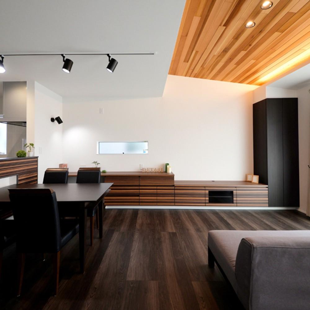 コストを最適化したエコハウス|三条市|F様邸