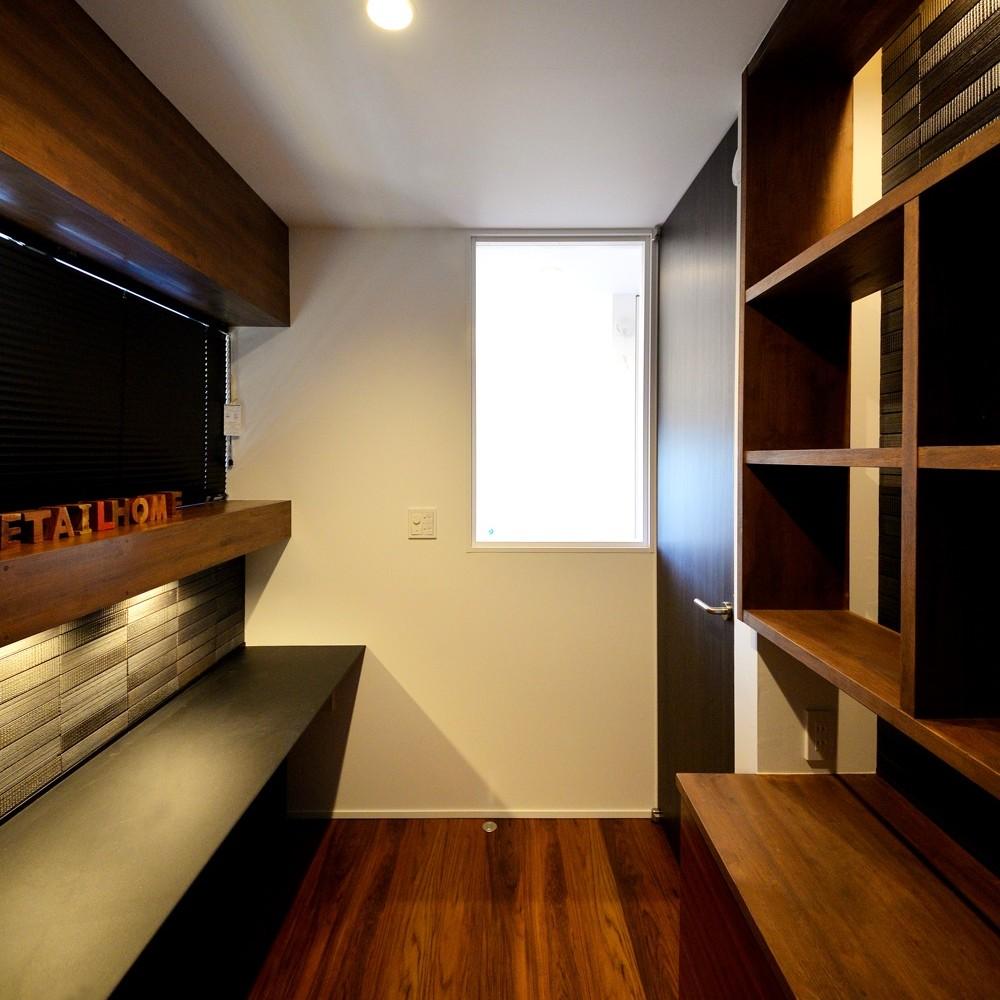 think about 2階にLDKを配する|新潟市東区|W様邸