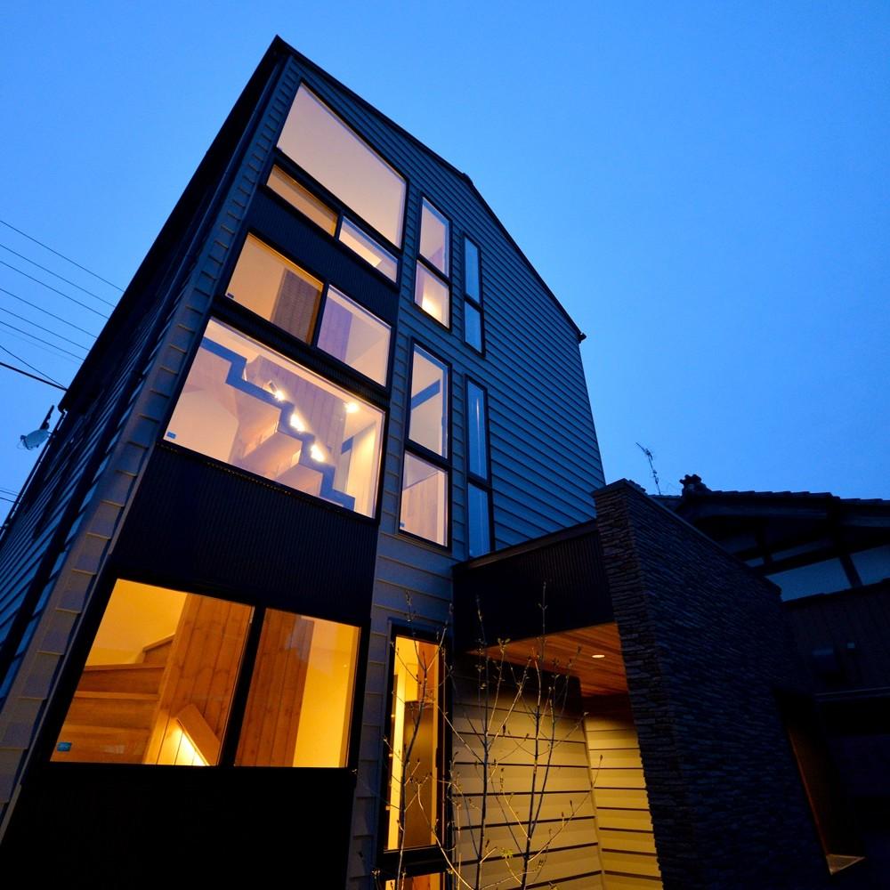 光と調和する家|五泉市|I様邸