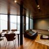 長岡市 曙モデルハウス展示会 グランドオープン – 台形敷地から生まれた切り取られた家 –