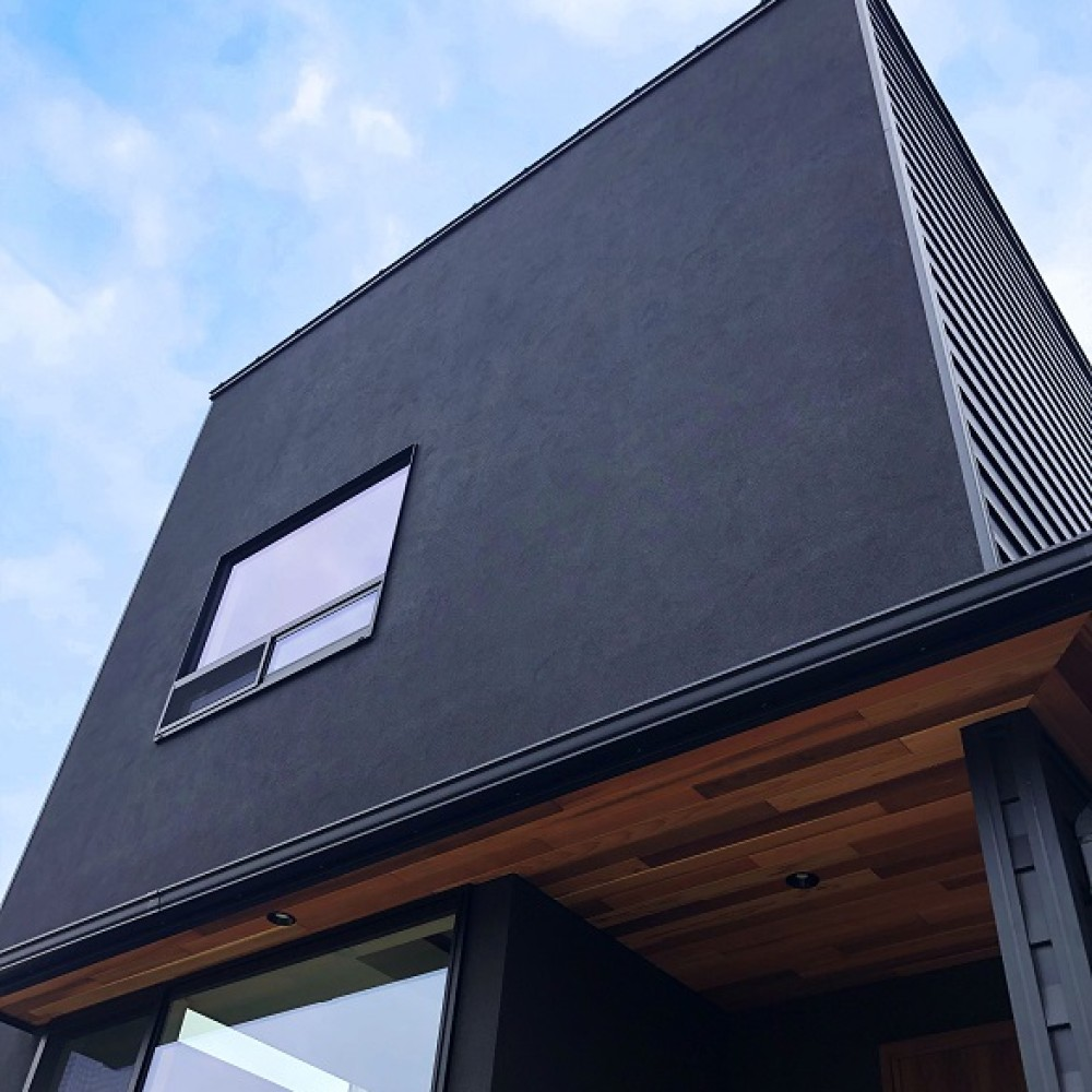 狭小地での住宅を考える|新潟市中央区|H様邸