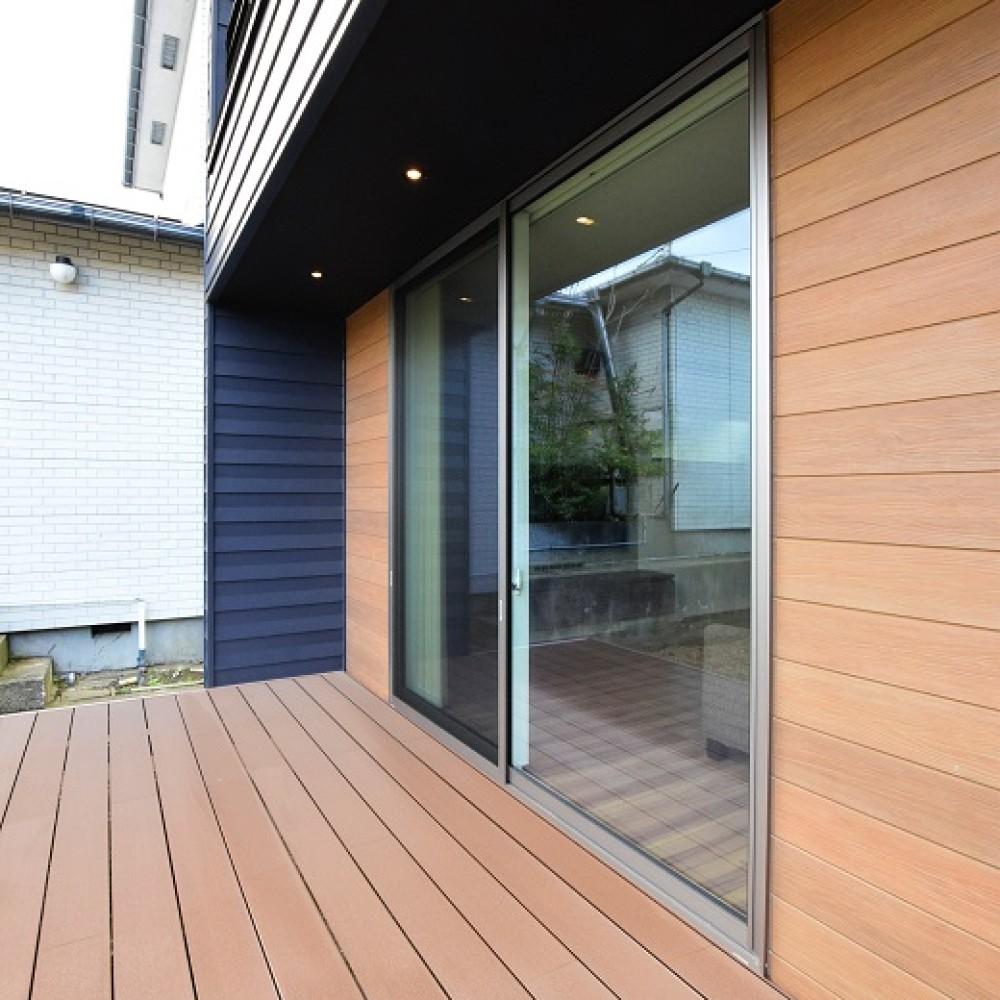 外部と繋がるアウトドアリビングの家 – KAJIRAKU VINTAGE case.25|新潟市南区|Y様邸