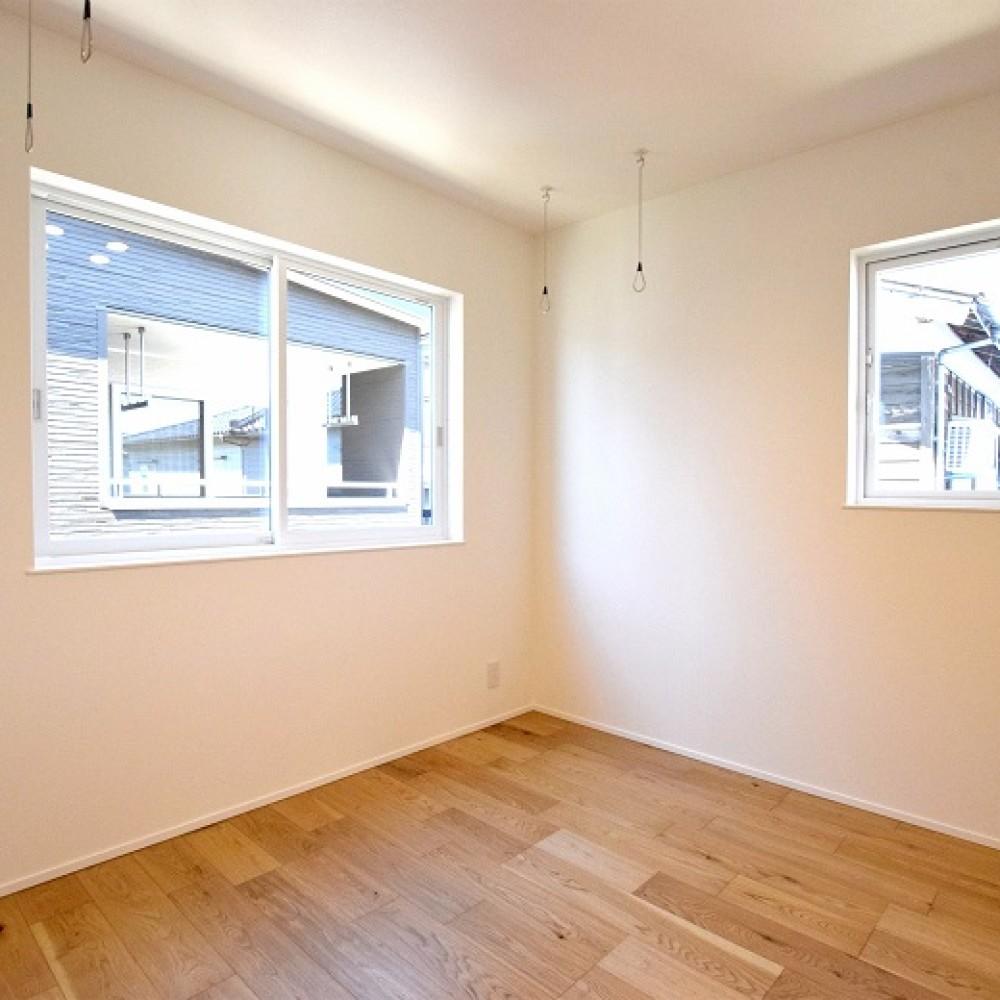 シンプルさを追求した切妻屋根の家 – KAJIRAKU DESIGN case.28 見附市 S様邸