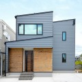 【分譲中】新潟市北区木崎モデルハウス|KAJIRAKU VINTAGE case.26