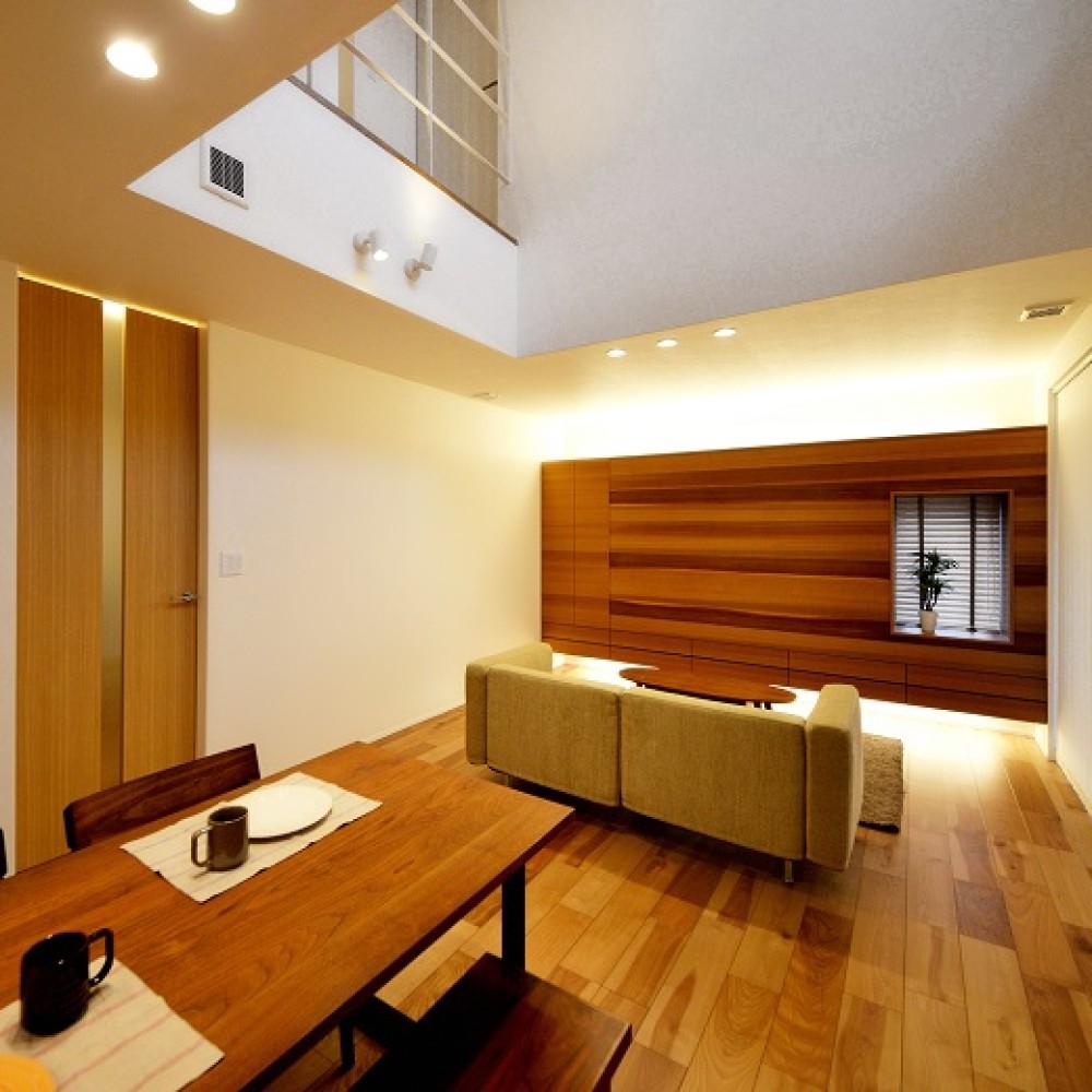エアコン1台で全館暖房の家|燕市|O様邸