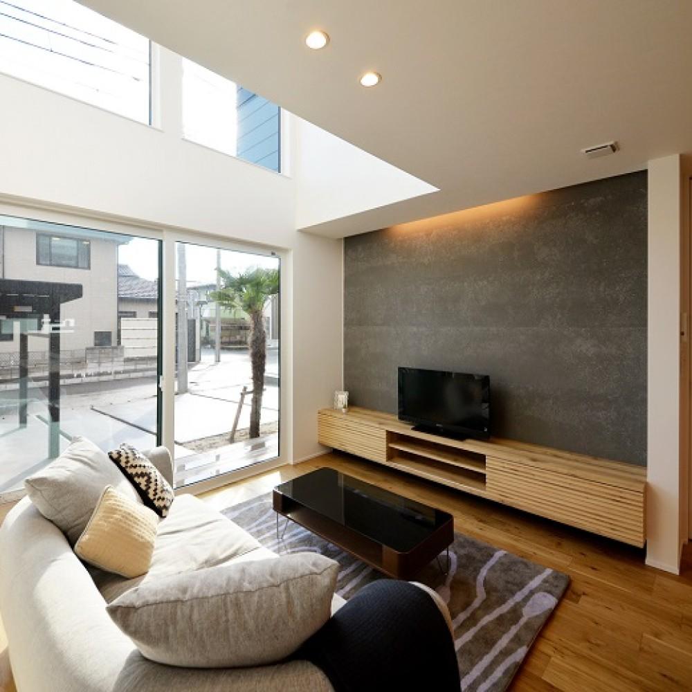 西海岸の風を感じる家|新潟市西区|K様邸