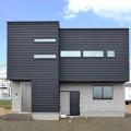見附市市野坪町モデルハウス|2階リビングという選択