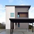 【2棟同時】燕市 視線を遮り、光を取り込むアイデア/エアコン1台で全館暖房の家 完成見学会
