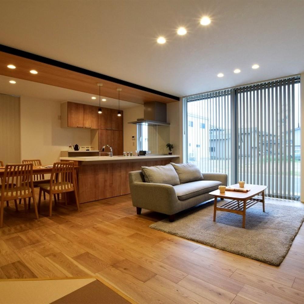 親の同居を見据えた機能住宅|燕市|T様邸