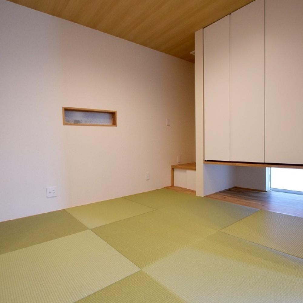 機能性高く快適に巣まう2世帯住宅 新潟市東区 K様邸