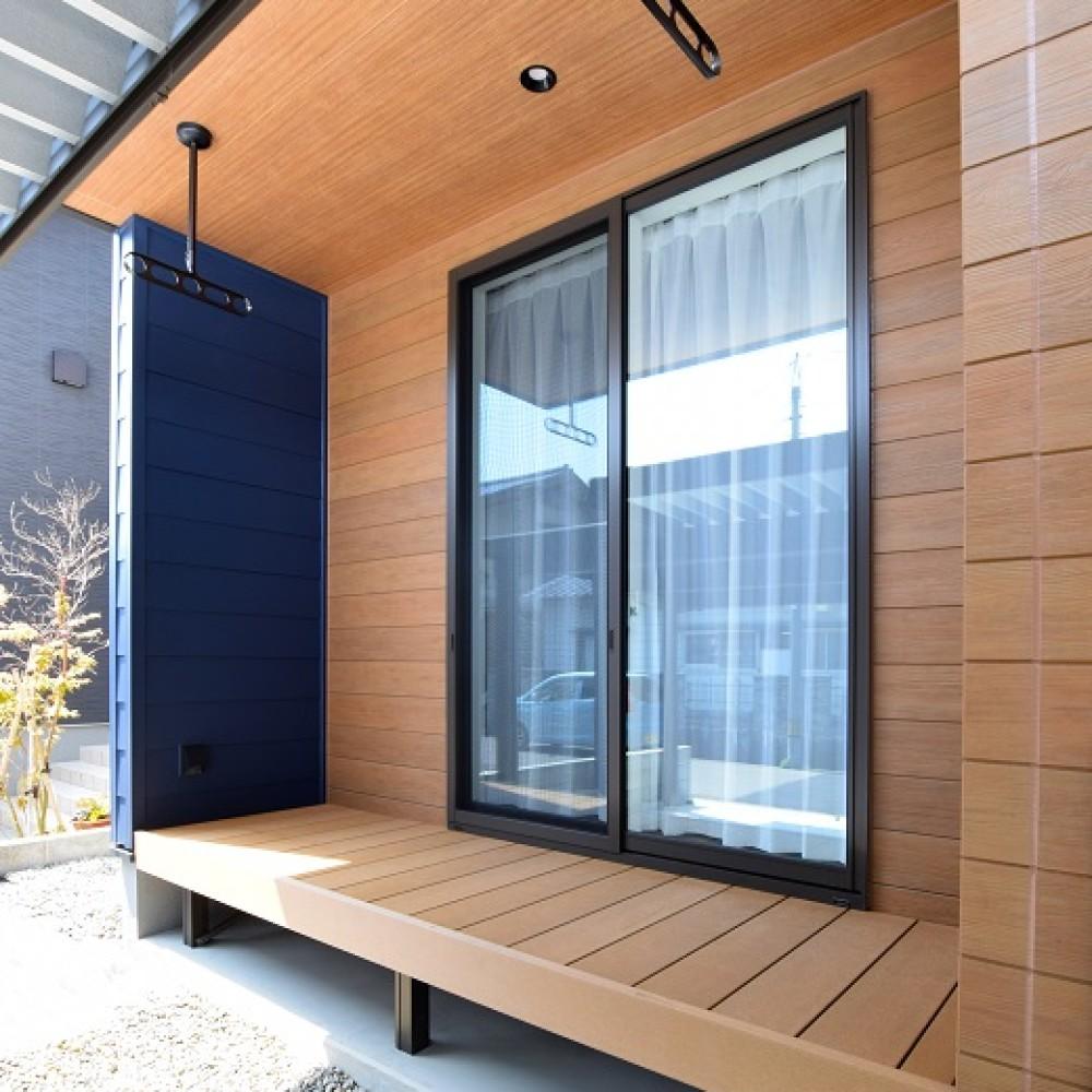 機能性高く快適に巣まう2世帯住宅|新潟市東区|K様邸