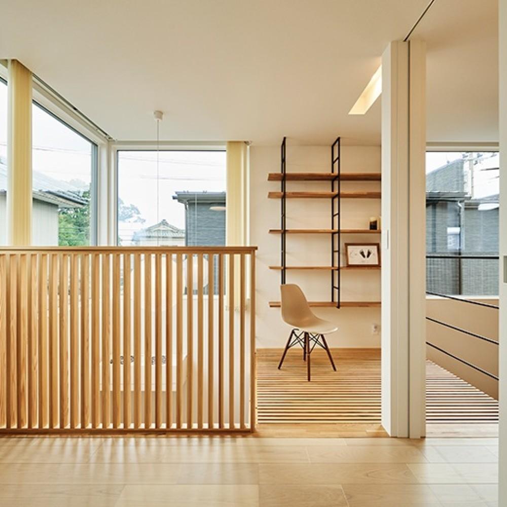 コンパクトにデザインする家|新潟市江南区
