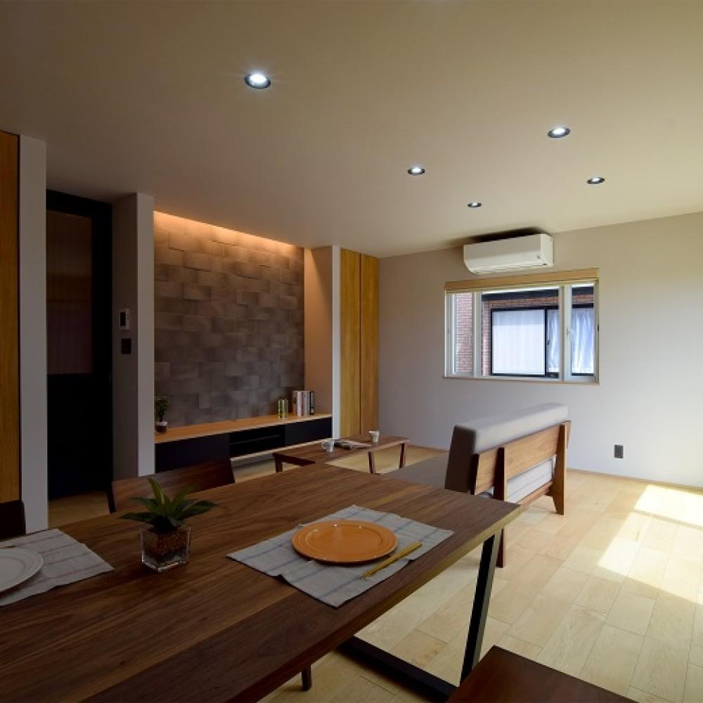 ハコ型という選択×耐震3の家 燕市 F様邸