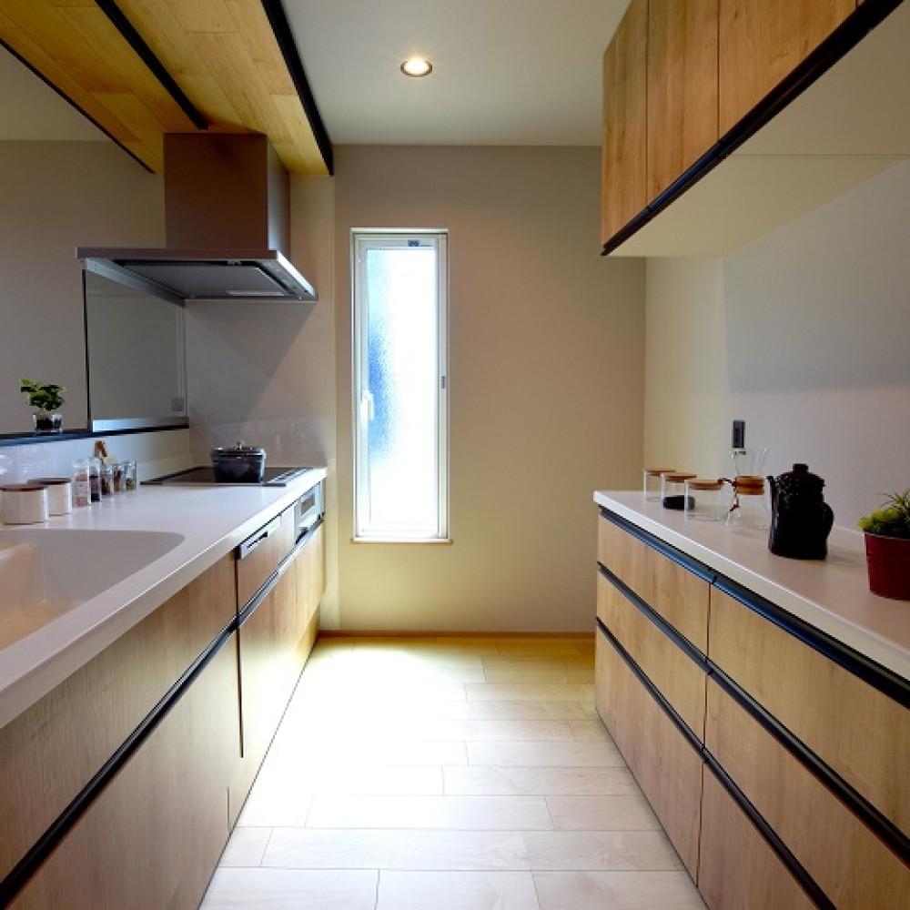 ハコ型という選択×耐震3の家|燕市|F様邸