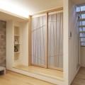 <ディテール・リノベ> 新潟市中央区|外部空間の使い勝手を求め、減築を試みたフルリノベーション|モデルハウスプレオープン【完全予約制】