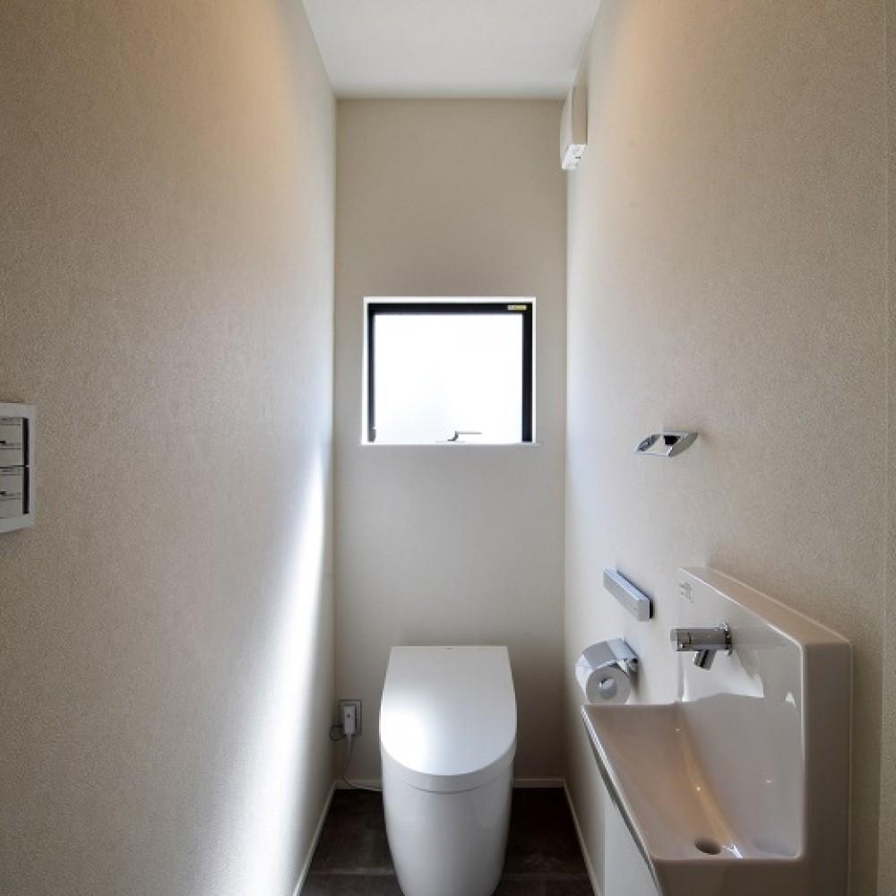 作業スペース2倍のセパレートキッチンがある2世帯住宅 長岡市 S様邸