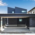 長岡市|中庭のタイルテラスを眺めるこだわり住宅|モデルハウス見学会【完全予約制】