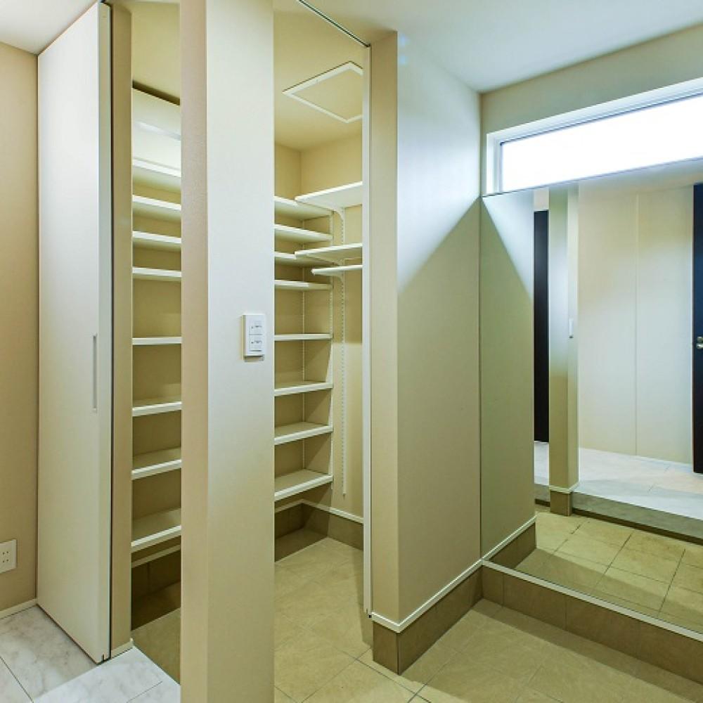 高級感あふれるホテルライクな住まい 新潟市西蒲区 H様邸