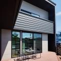 【建売/販売中】上越市土橋モデルハウス|L型プランが叶える、明るく開放的な空間の中にある丁度いい距離感