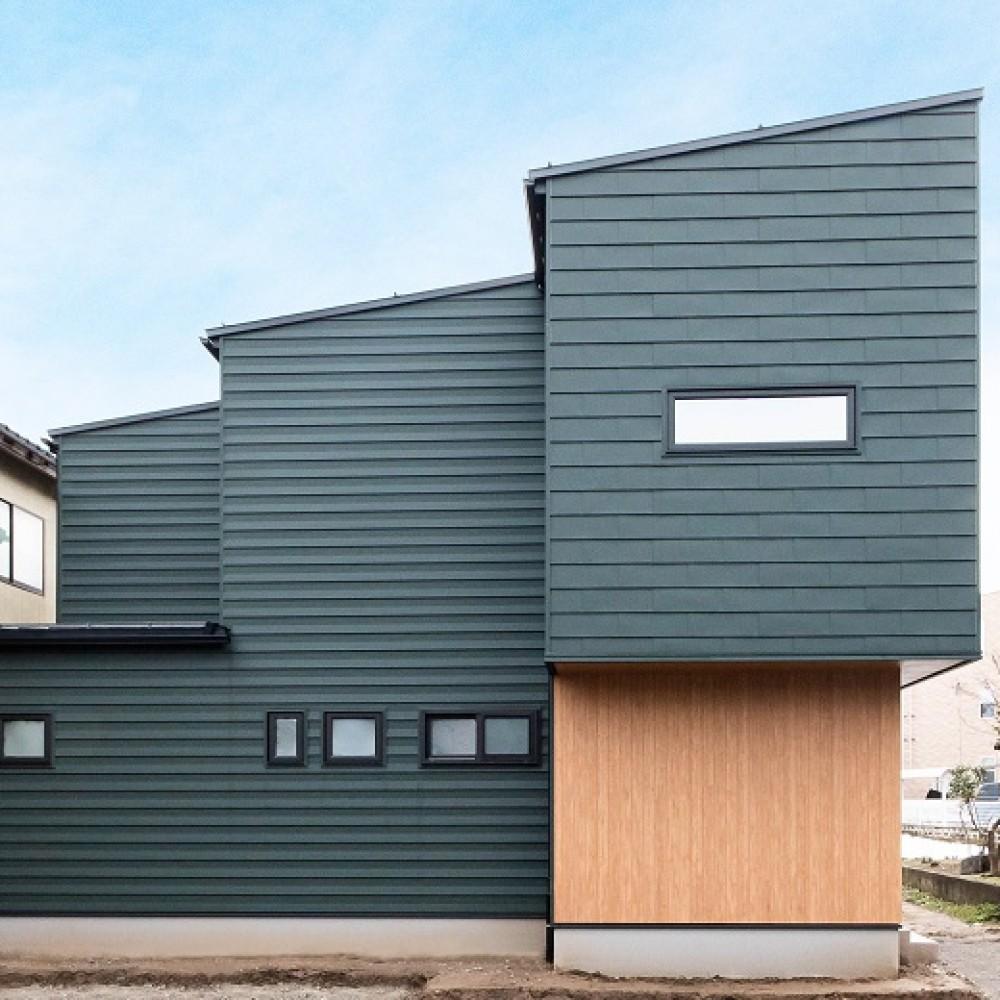 北欧のようなグレーインテリアの家|新潟市江南区|I様邸