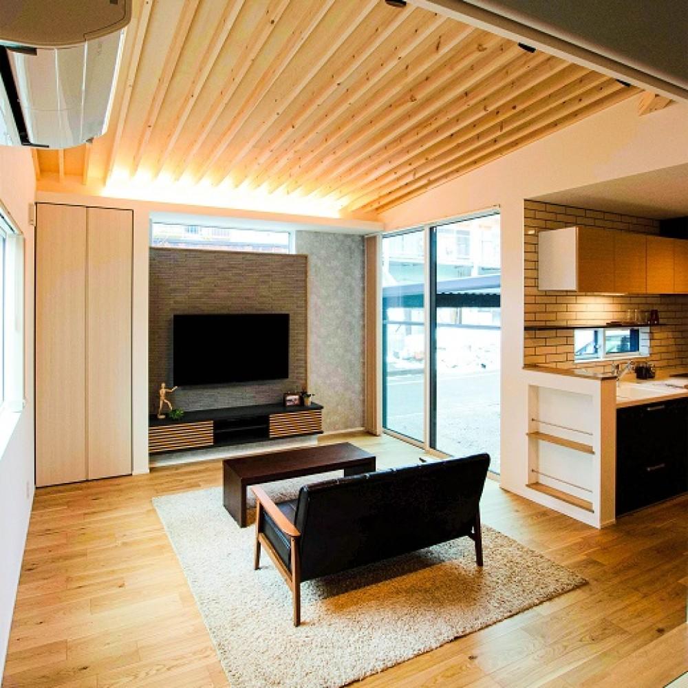 やさしい光と風をまとう家|新潟市江南区|H様邸