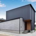 燕市|外に閉じたプライベートガーデンのある家|完成見学会【完全予約制】