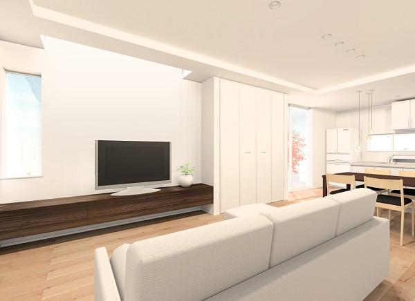 【新潟市北区】採光とプライバシーを確保したゆとりの住まい|完成見学会