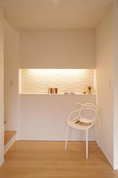 採光とプライバシーを確保したゆとりの住まい|新潟市北区|M様邸