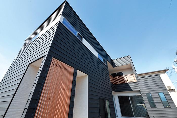 外観にこだわった「L型の家」|長岡市|S様邸