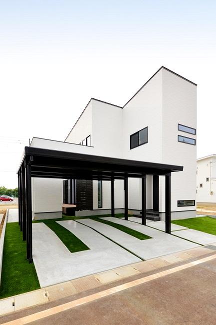デザインの新たな可能性|長岡市|M様邸