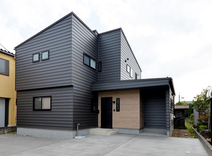 ワンフロアで完結する家事動線のデザイン|新潟市秋葉区|S様邸