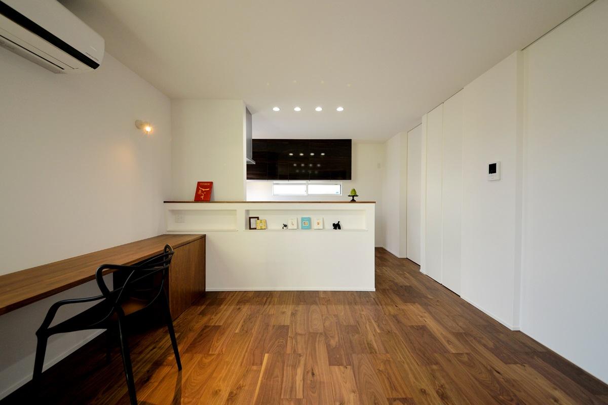 家事楽設計・美しく見せ・隠|新潟市東区|U様邸