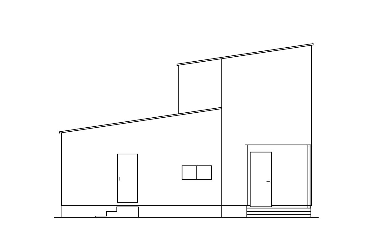 三条市|落ち着く空間と広さの調和|完成見学会