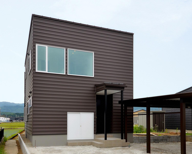 長岡市曙モデルハウス|KAJIRAKU NATURAL case9.