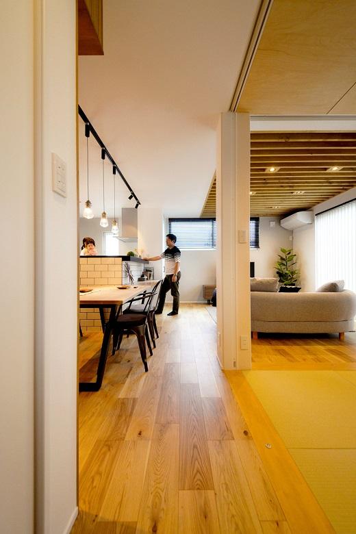 KAJIRAKU VINTAGE case 12. 新潟モデルハウス|完成見学会 <予約制>