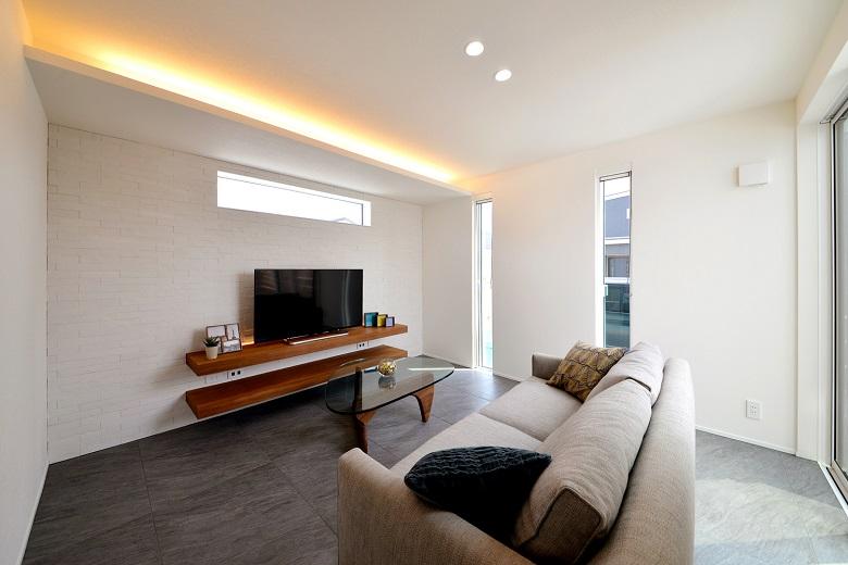 長岡市|ideal home 素材がつくるデザイン|完成見学会