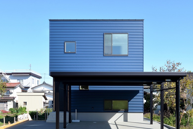 長岡市|KAJIRAKU BOX case 16.|完成見学会