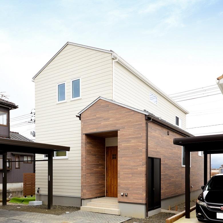 KAJIRAKU VINTAGE case.21 燕市 Y様邸