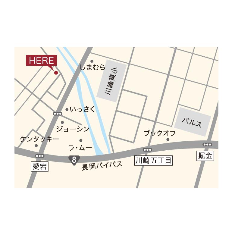 長岡市琴平モデルハウス|KAJIRAKU VINTAGE case.24