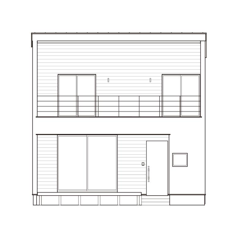 新潟市南区|外部と繋がるアウトドアリビングの家|完成見学会