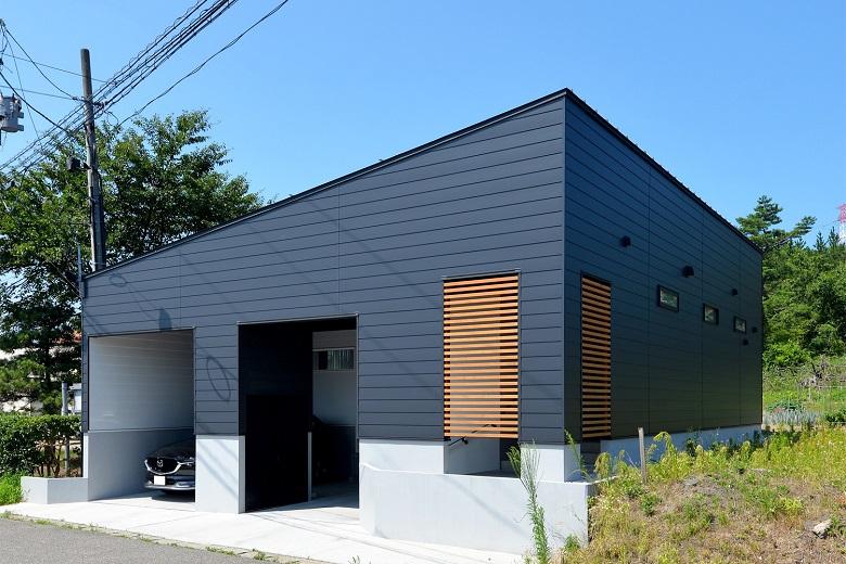 HIRAYA × Garage|刈羽村|A様邸