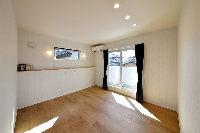 大人シンプルな空間と、子どもたちの遊び心が詰まった住まい – KAJIRAKU NATURAL case.35|新潟市西蒲区|S様邸