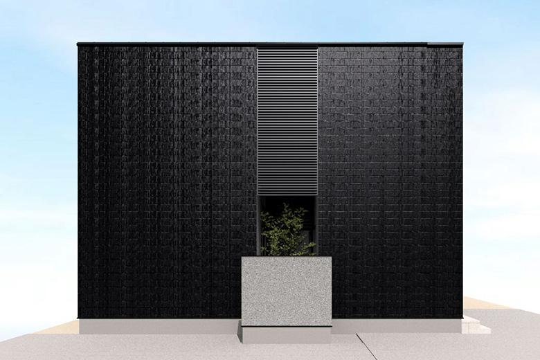 新潟市西区|グレージュのコントラストが際立つ大空間|完成見学会