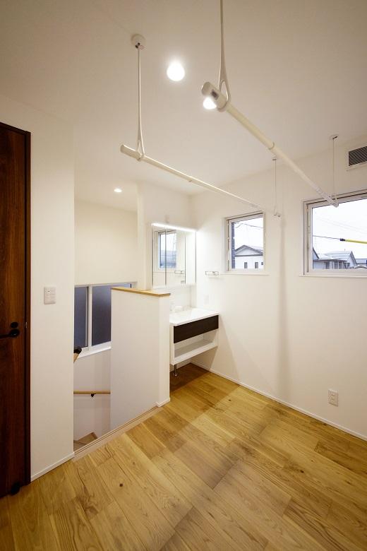 長岡市|収納とこだわりにあふれた二世帯同居型住宅 – KAJIRAKU DESIGN case.37|完成見学会【完全予約制】