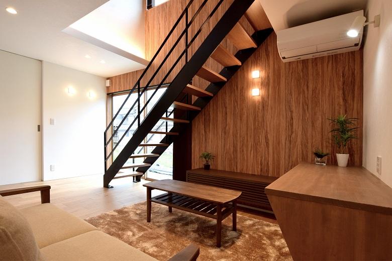 LDK・リビング・ダイニング・キッチン・階段