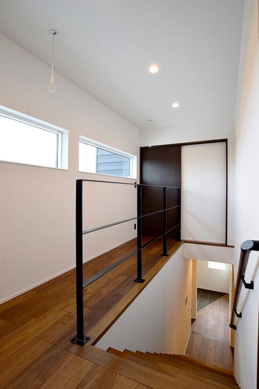 見附市|2階リビングという選択|完成見学会
