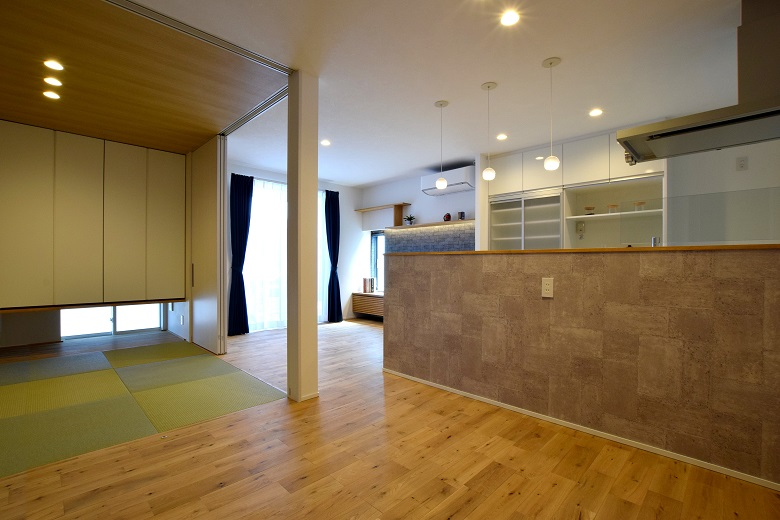 LDK・リビング・ダイニング・キッチン・和室