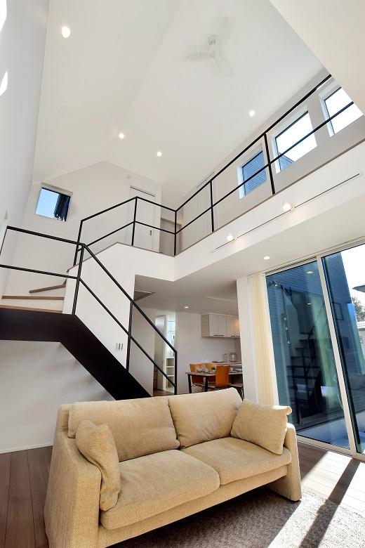 LDK・階段